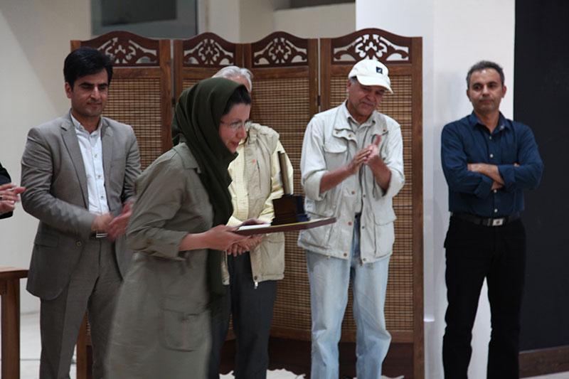 مراسم افتتاحیه نمایشگاه عکس نگاه عمیق