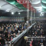 مراسم دهه اول محرم موسسه فرهنگی هنری عمیق - شهریور ۹۷ - بجنورد