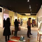 نمایشگاه طراحی و نقاشی پرواز رنگها بجنورد