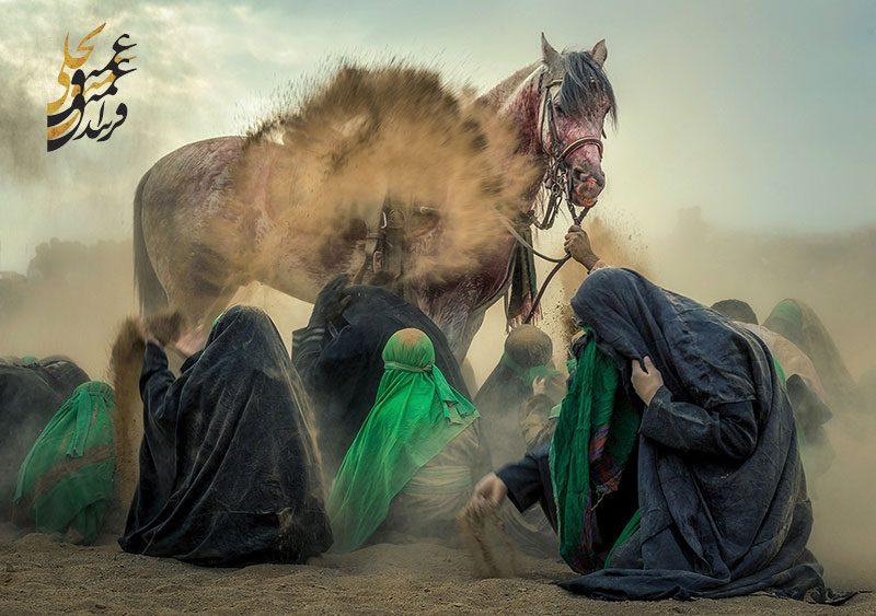 تصاویر برتر سوگواره حماسه محرم - امیرحسین کمالی